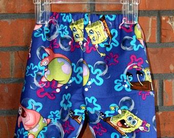Children's - Spongebob Lounge Shorts