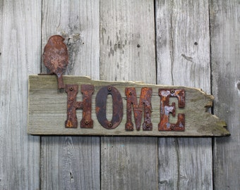 fr listing  zone de vin rusty tin lettres free