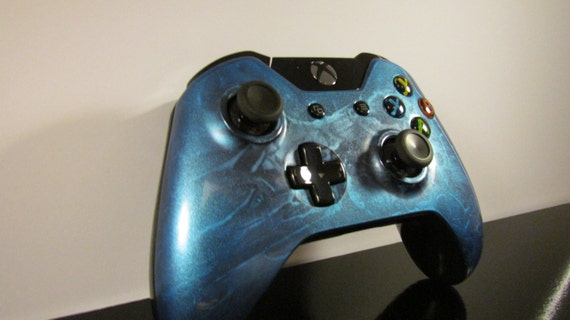 Custom Painted Xbox One Controller ZCS