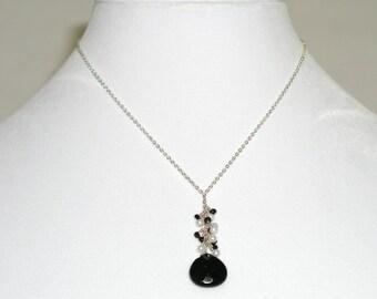 Black Onyx Necklace - item #4710