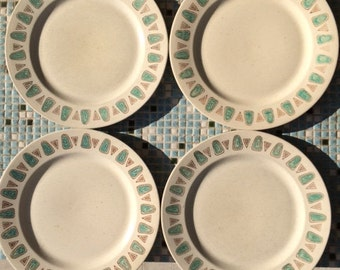 Metlox Navajo Dinner Plates - Set of 4