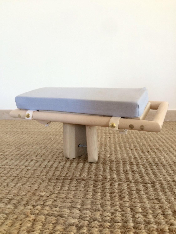 banc de m ditation par christiancaulas sur etsy. Black Bedroom Furniture Sets. Home Design Ideas