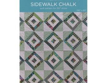 Sidewalk Chalk Quilt Pattern by the Missouri Star Quilt Company