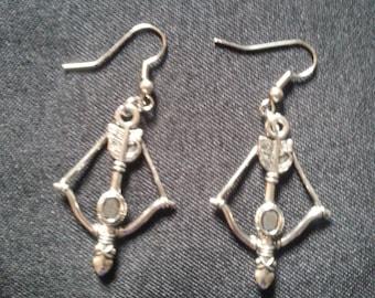 Crossbow Earrings