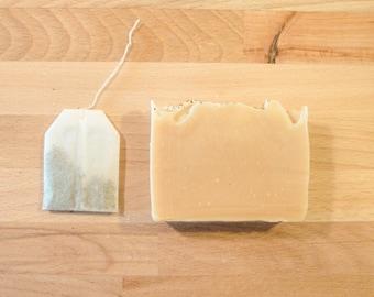 Lemongrass Green Tea Cold Process Soap