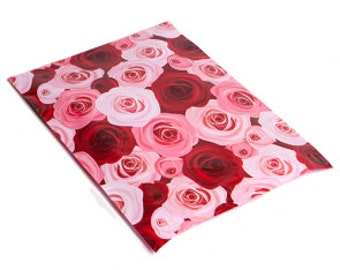 """20 Decorative Polymailer waterproof, tear-proof shipping envelopes 10"""" x 13"""""""