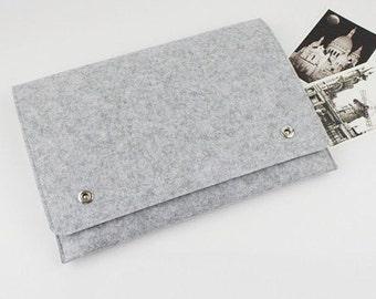 felt Macbook Air 11 sleeve, Macbook 11 case, Macbook Air case, Macbook Air 11 sleeve, macbook sleeve, Laptop case, Laptop sleeve SJ229