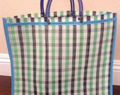 Mexican Market Bag/ Grocery Bags Mesh Tote Bag Reusable