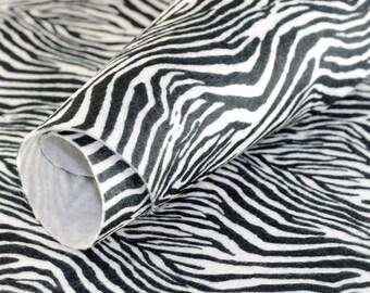 Zebra Craft Felt. 9'' x 12'' JR06997