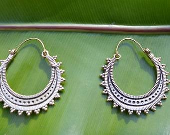Moon Goddess Earrings