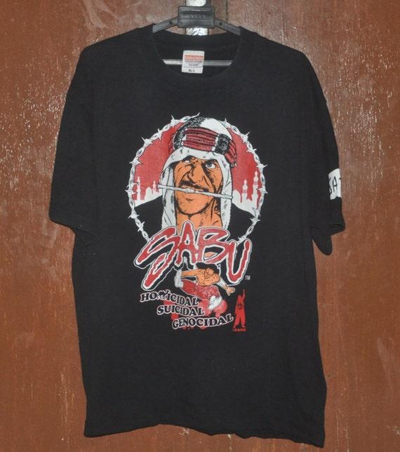Sabu Ecw T Shirt   www.imgkid.com - The Image Kid Has It!