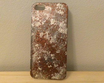 Textured Metallic iPhone 5/5s case
