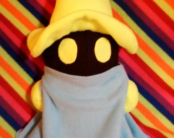 Final Fantasy Black Mage plush