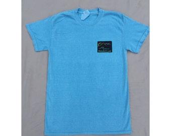 WanderLust relax fitting Tshirt