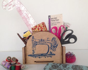 Sewing or Craft Caddy - Perfect for Organizing Your Space