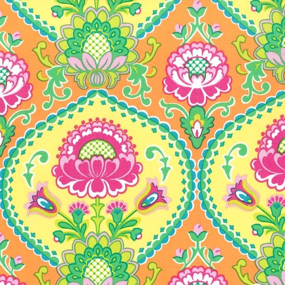 Lavinia sorbet by michael miller 100 premium designer for Children s clothing fabric by the yard
