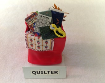 Quilter Ornament