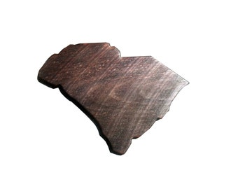 South Carolina Wood Wall Art