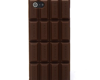 Chocolate Bar iPhone Case - iPhone 4/4s 5/5s 6 and 6 Plus