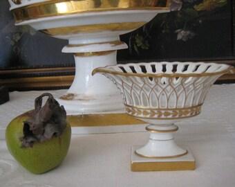 Portuguese Porcelain Tiny Compote