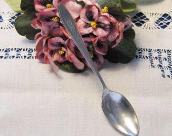"""Oneida Community """"Adam"""" Feeding Spoon"""
