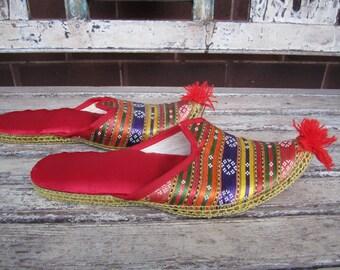 Vintage Genie Shoes