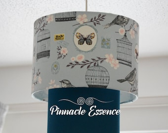 Custom Made Tiered Lampshade