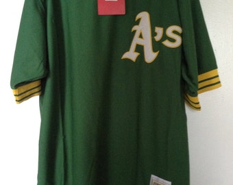 """Vintage """"Reggie Jackson""""s A's Jersey from 1974"""