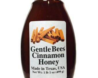 Gentle Bees Cinnamon Honey