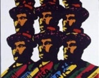Musica Folklorica Argentina. Original Poster. 1967