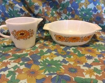 Sunflower Bowl Etsy