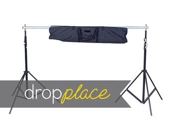 Portable Photography Backdrop Stand Backdrop Support System Studio Photography Equipment