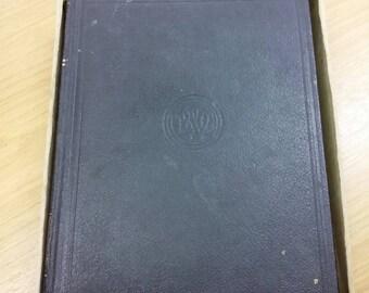 Vintage 1950s Cookbook