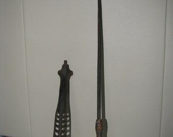 Stove implements, Vintage