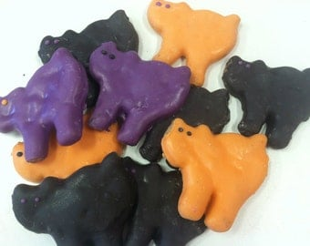 Scaredy Cats 3-pack Decorated Gourmet Dog Treats