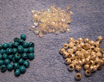 Beads assorted