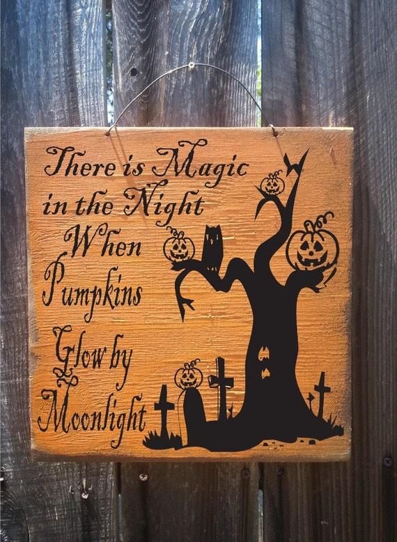 Halloween Sign, Pumpkin Sign, Halloween decor, holiday decor, Halloween Date decor, Halloween decoration, holiday sign, fall sign, 126/245