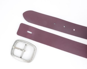 DIY Hide Belt. The DIY set for making the belt.Leather craft tools MLT-P00000SU