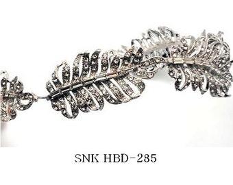 HBD-285 Rhinestone Headband