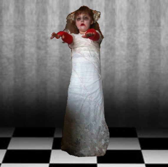 Zombie Wedding Dress For  : Zombie bride costume by burrellios on etsy