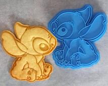 Disney Stitch Cookie Cutter