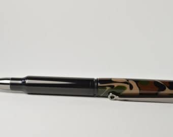 Handmade Bullet Pen ~ Magnum Cartridge Pen ~ Rifle Cartridge Pen ~ Military Sniper Pen