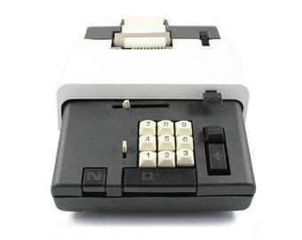 Vintage Olivetti Summa 19 Calculator