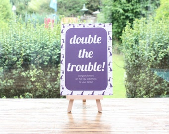 Double the Trouble Card