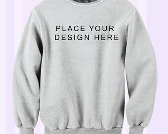 Custom Design Place Anything Here Sweatshirt