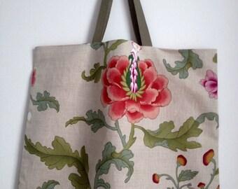 NANKIN tote/beach bag