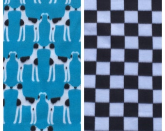 Fleece dog blanket(D172,D173)