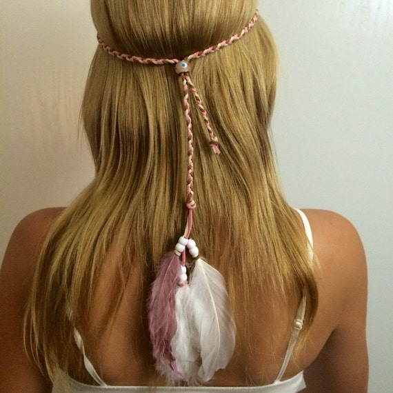 natural, taupe, cream, edm, colorful, feather, feathers, feather headband, Feather hair comb, bridal hair comb, feather extension, feather