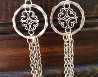 The Izzy Earrings/renaissance/victorian/antique/vintage