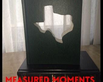 State Book Cutout ~ Texas